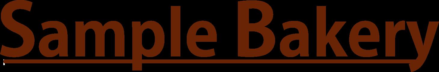 サンプルベーカリー(L-brown)